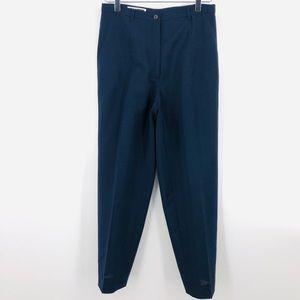 Jil Sander Women's Wool / Mohair Blend Trousers